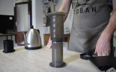 Aeropress a jak na něj – příprava kávy doma